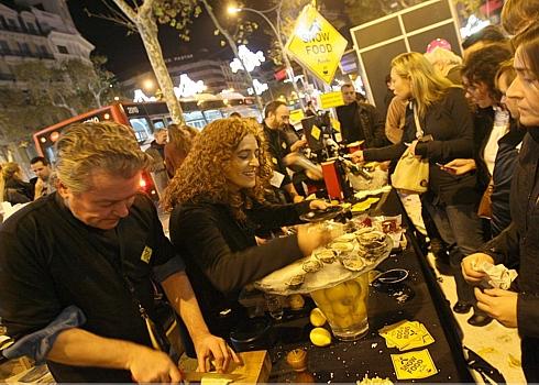 В Барселоне скоро начнется  «Ночь шопинга»