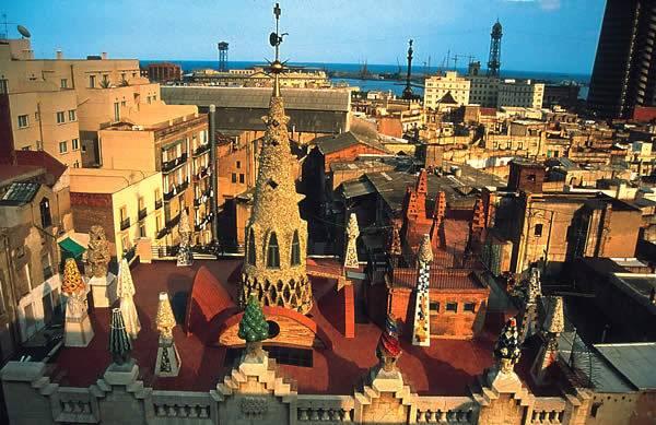 В августе в Испании во Дворце Гуэль пройдут вечера джаза