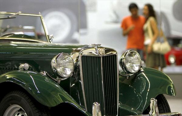 В Испании будет проходить выставка автомобилей -Expro/Reus